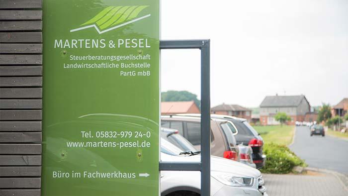 Martens & Pesel Steuerberater Hankensbüttel Betriebswirtschaftliche Beratung