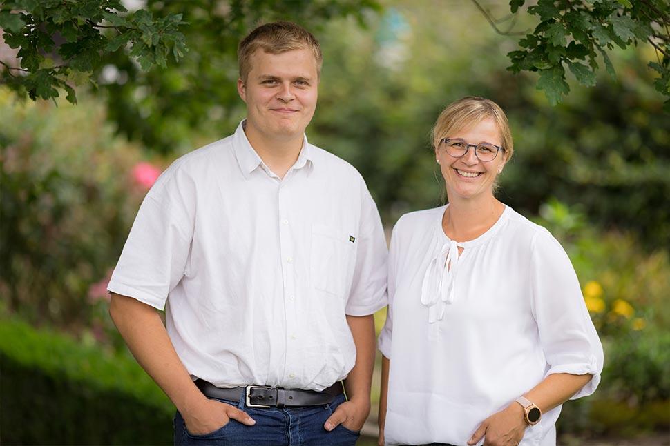 Neue Mitarbeiter in Wentorf - Martens und Pesel - Steuerberater